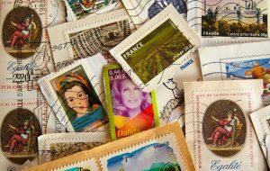 timbre philatélie