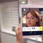 Lunettes de vue essai virtuel